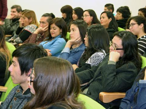 Jóvenes tocopillanos concluyeron exitoso programa de Liderazgo