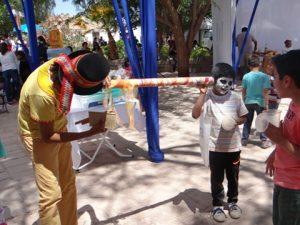 Segunda Feria Familia y Comunidad se traslada hasta el Pueblo de Artesanos