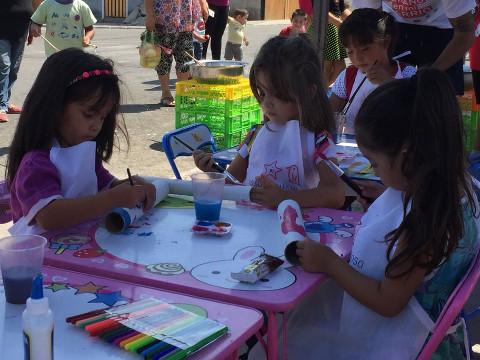 """Niños vivieron más de 2 mil experiencias creativas en """"Verano en mi Barrio 2017"""