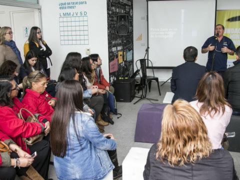 Líderes sociales participaron en lanzamiento de Camiseteados 2017 en Antofagasta