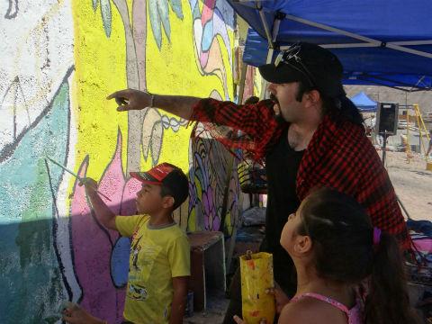 Jóvenes de la región desarrollan iniciativas sociales