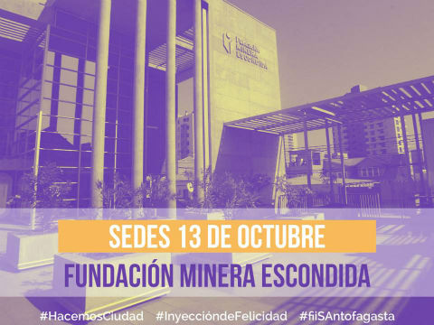 """Todos invitados a las charlas """"D-Mentes"""" de fiiS Antofagasta en FME"""
