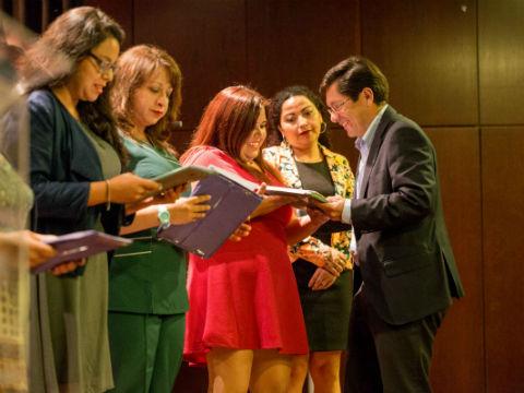 Cerca de 50 docentes de la región culminaron innovador Diplomado de Lenguaje
