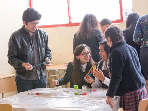"""Lluvia de ideas tuvo encuentro de """"Educación para Innovar"""""""