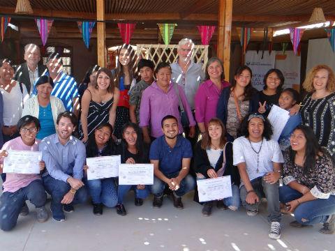 Nuevos agentes de cambio para San Pedro de Atacama