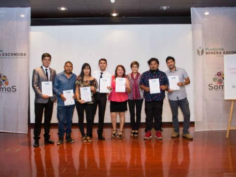 Jóvenes se comprometen para construir la región que sueñan