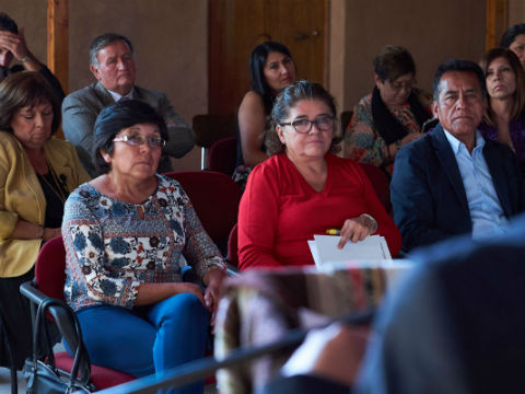 Docentes participan en talleres sobre Comunidades de Aprendizaje