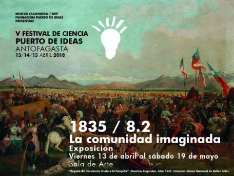 """Puerto de Ideas invita a conocer la historia de la """"primera gran catástrofe nacional"""""""