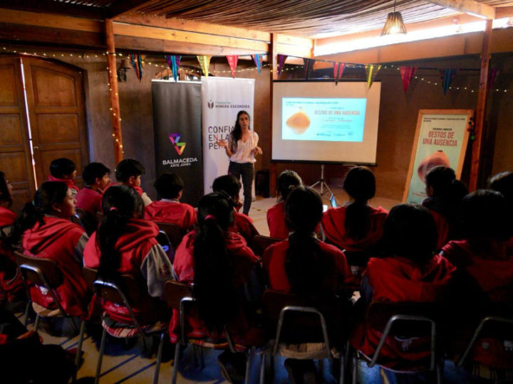 """""""Gestos de una Ausencia"""": Nueva Exposición en San Pedro de Atacama"""