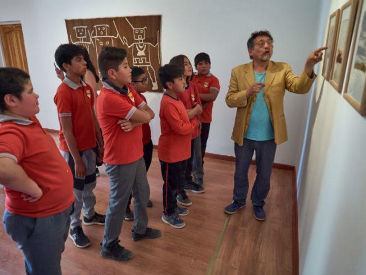 """""""Lupa: Luz y paisaje"""" llega a San Pedro de Atacama"""