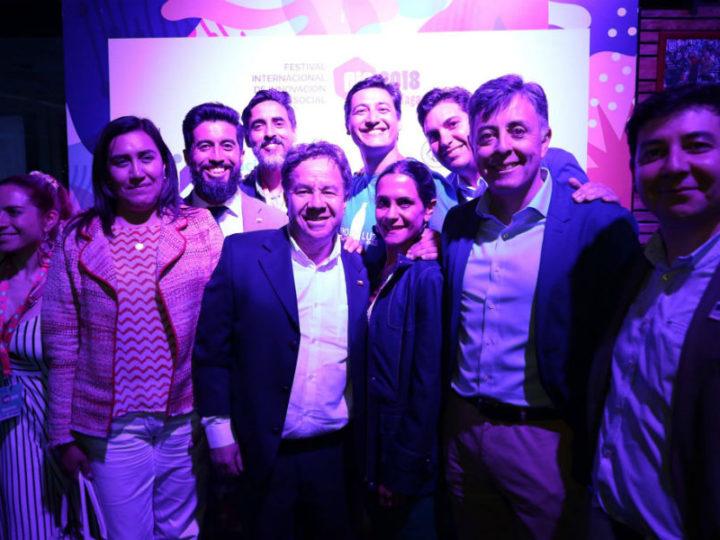 Comenzó la gran fiesta de la Innovación: fiiS Antofagasta 2018