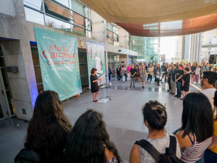 Inauguran muestra sobre el trabajo de destacada ilustradora chilena Marta Carrasco