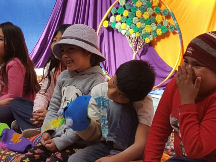 San Pedro de Atacama tendrá nueva versión del ciclo de cuenta cuentos