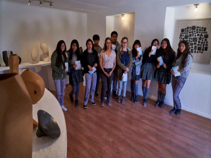 FME y BAJ  se suman a Semana de la Educación Artística 2019