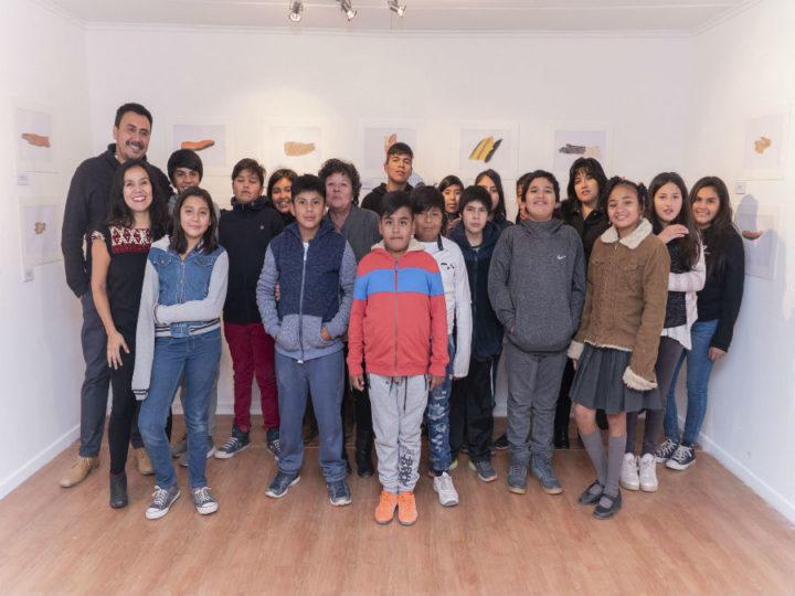 Estudiantes presentan muestra colectiva inspirada en la riqueza del territorio andino