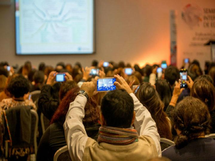 Destacado artífice de la creación de redes para la mejora educativa visita Antofagasta
