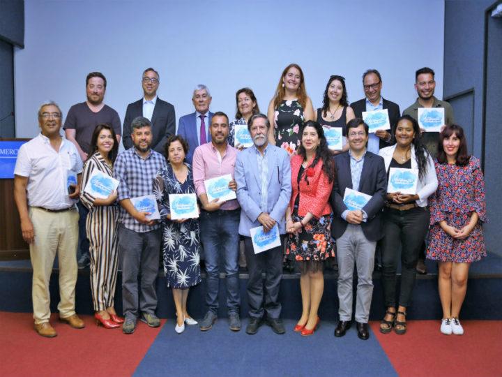 """Fundación Minera Escondida integró la cuarta versión del Libro """"Antofagasta, la región que soñamos"""""""