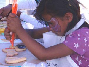 San Pedro de Atacama vivió la infancia con gran Feria