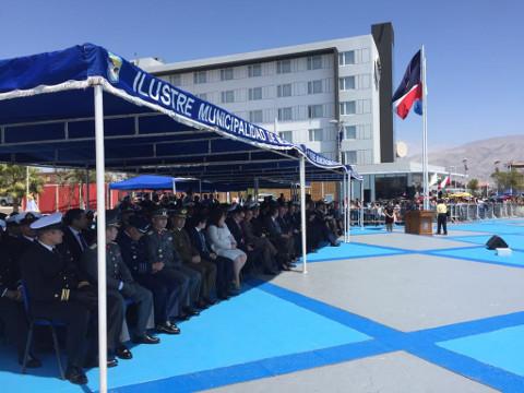 Celebramos junto a Mejillones su 137° Aniversario