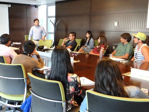 Jóvenes agentes de cambio se atreven con nueve proyectos sociales para la Región