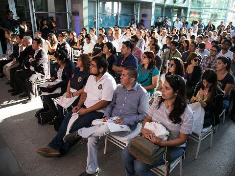 Con cerca de 200 personas se da el vamos a segunda versión del exitoso Programa Somos 2017