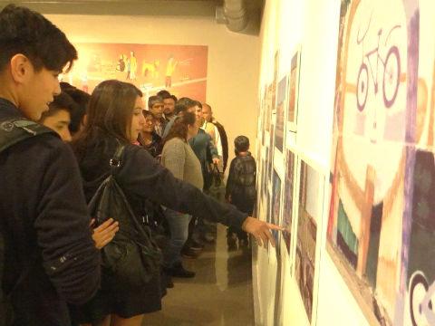 "Presentan ""La Ruta del Graffiti"" en Antofagasta"