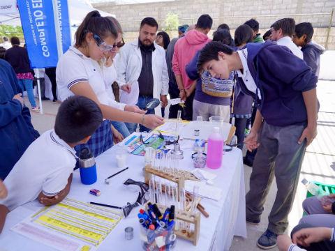 IX Encuentro de Red de Escuela Líderes Macrozona Norte en Toconao