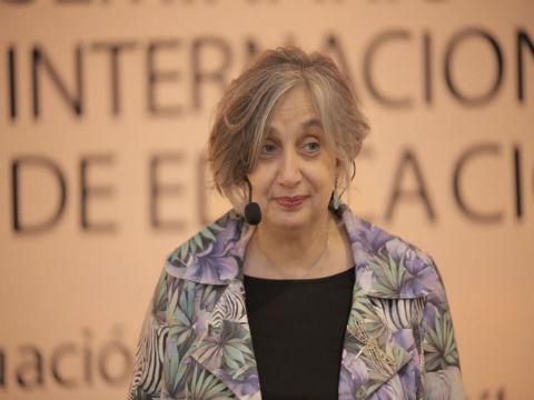 """Carmen Pellicer: """"Lo que hagan los maestro en la educación inicial es fundamental para el aprendizaje futuro"""""""