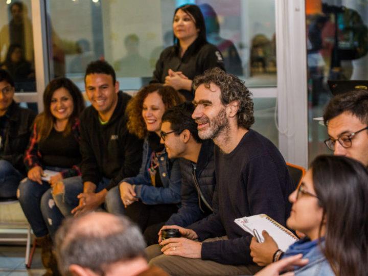 """Sebastián Zulueta: """"La clave está en invitar a las personas a comprender que en sus manos está el poder construir una sociedad más justa"""""""