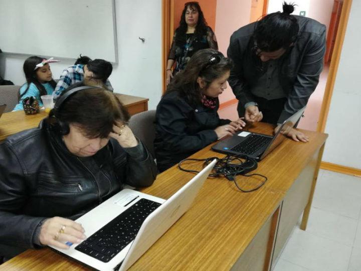 Proyecto social de inclusión capacita a personas con discapacidad visual
