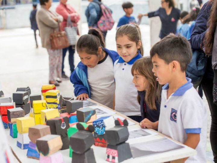 Estudiantes de la Escuela Darío Salas de Antofagasta sorprendieron con su talento