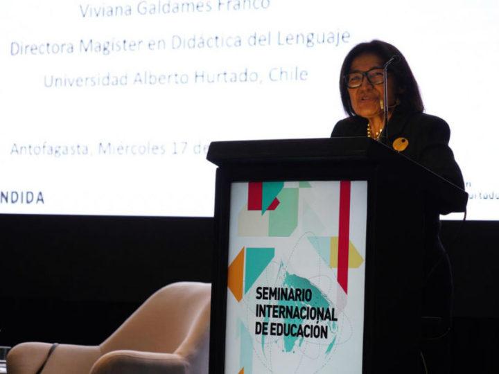 """Aída Walqui: """"La meta no es asimilar a grupos étnicos y culturales diferentes, sino reconocer sus diferencias y respetarlas"""""""