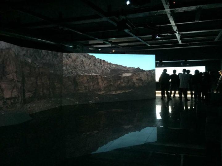"""Más de mil espectadores han visitado """"Taira: El Amanecer del Arte en Atacama"""""""