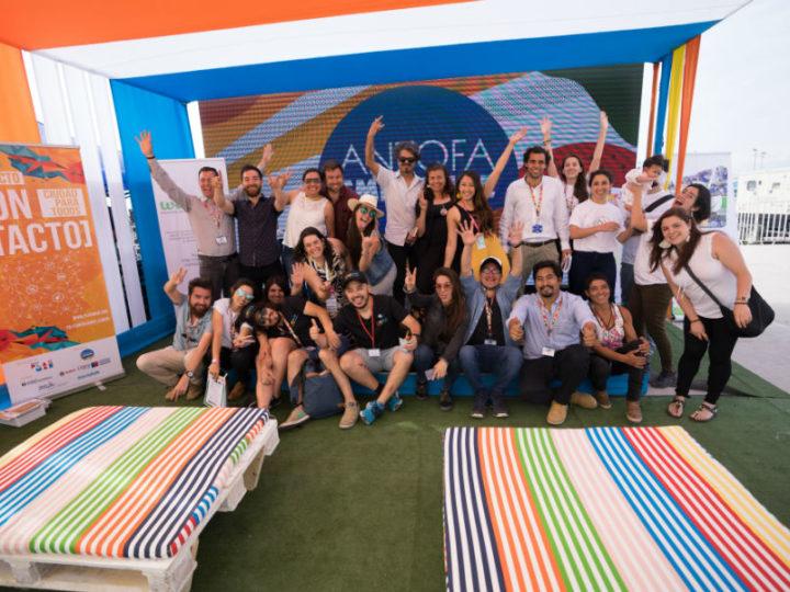 Una fiesta familiar y musical fue fiiS Antofagasta en el Parque Croacia