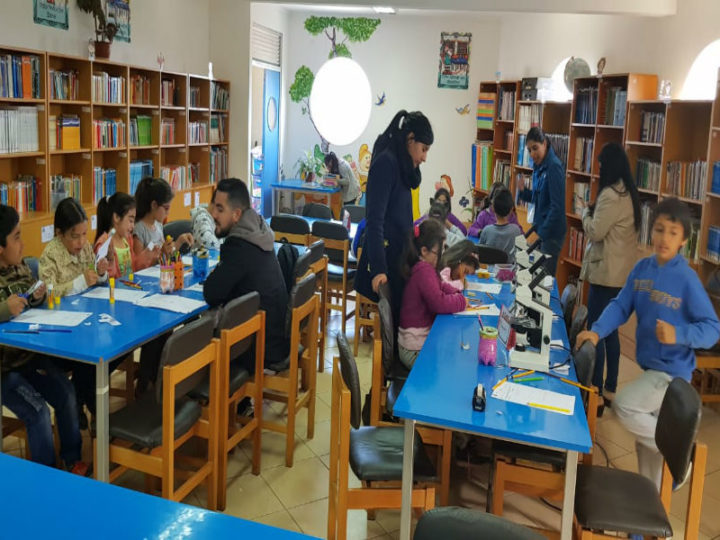 Macrozona Norte de la Red de Escuelas Líderes celebró su décimo encuentro territorial