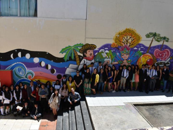 Exitoso Cierre de los Talleres Artísticos en Aula 2018 de FME y Baj