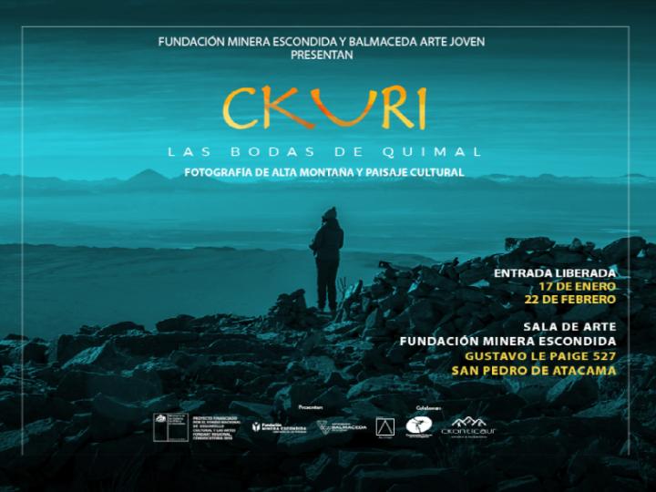 """""""Las Bodas de Quimal"""" se presenta en Sala de Arte de FME en San Pedro de Atacama"""