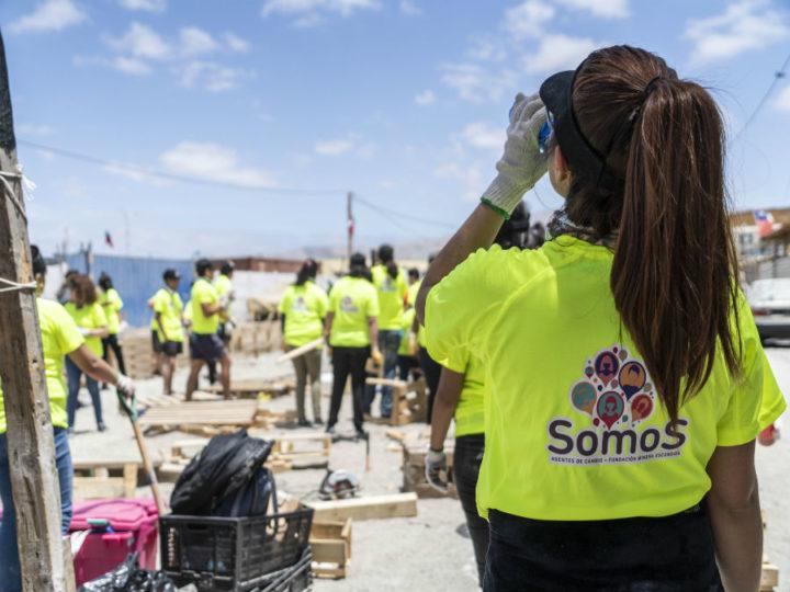 Fundación Minera Escondida busca a jóvenes agentes de cambio de la región
