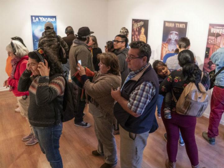 Muestra de artista local es valorada por su rescate patrimonial e inclusión