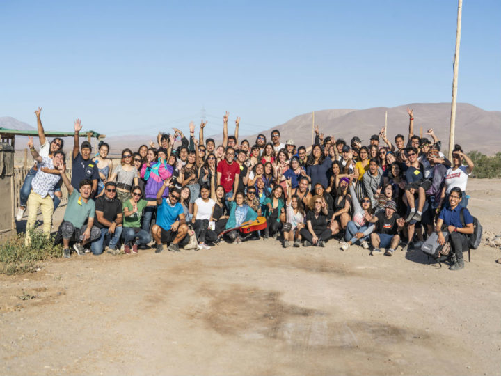 Jóvenes de la región impulsan espacios de participación y educación cívica