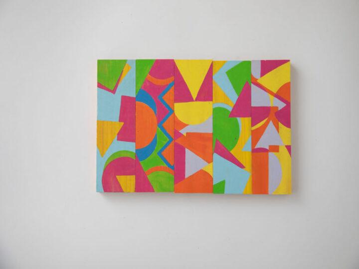"""""""Todo Combina"""": Una obra inspirada en el arte comunitario"""