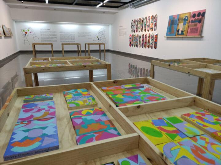 Conoce «Todo Combina» la Propuesta de Arte Comunitario de Pablo López